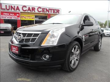 2012 Cadillac SRX for sale at LUNA CAR CENTER in San Antonio TX