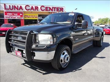 2005 Ford F-350 Super Duty for sale at LUNA CAR CENTER in San Antonio TX