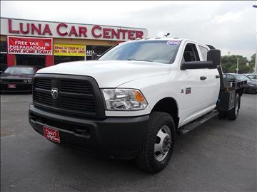 2012 RAM Ram Pickup 2500 for sale at LUNA CAR CENTER in San Antonio TX