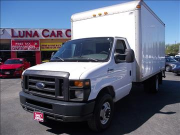 2008 Ford E-350 for sale at LUNA CAR CENTER - Commercial Vehicles in San Antonio TX