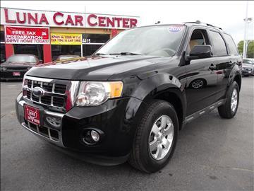 2010 Ford Escape for sale at LUNA CAR CENTER in San Antonio TX