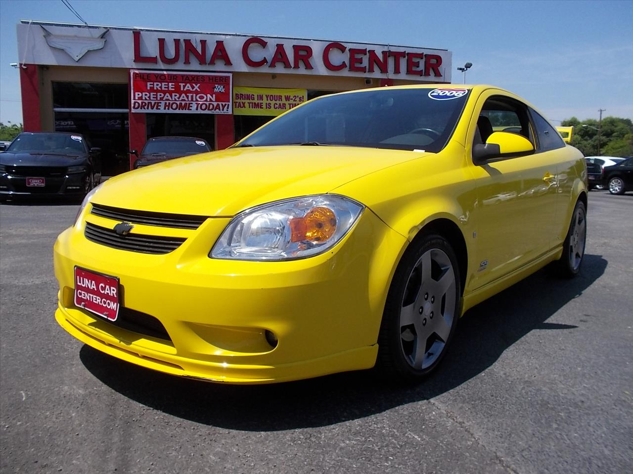 All Types cobalt 2006 : 2006 Chevrolet Cobalt SS 2dr Coupe w/2.0L S/C w/ Front and Rear ...