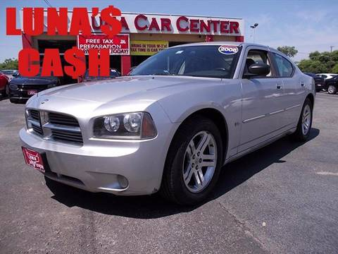 2006 Dodge Charger for sale at LUNA CAR CENTER in San Antonio TX