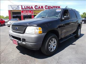 2004 Ford Explorer for sale at LUNA CAR CENTER in San Antonio TX