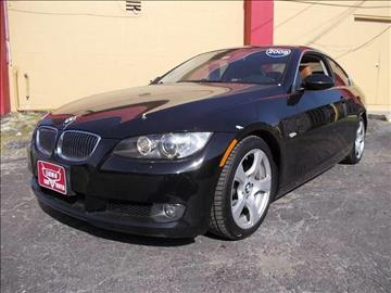 2009 BMW 3 Series for sale at LUNA CAR CENTER in San Antonio TX