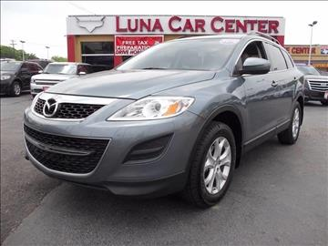 2012 Mazda CX-9 for sale at LUNA CAR CENTER in San Antonio TX
