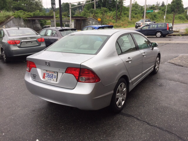 2006 honda civic lx 4dr sedan w automatic in worcester ma for Honda worcester ma