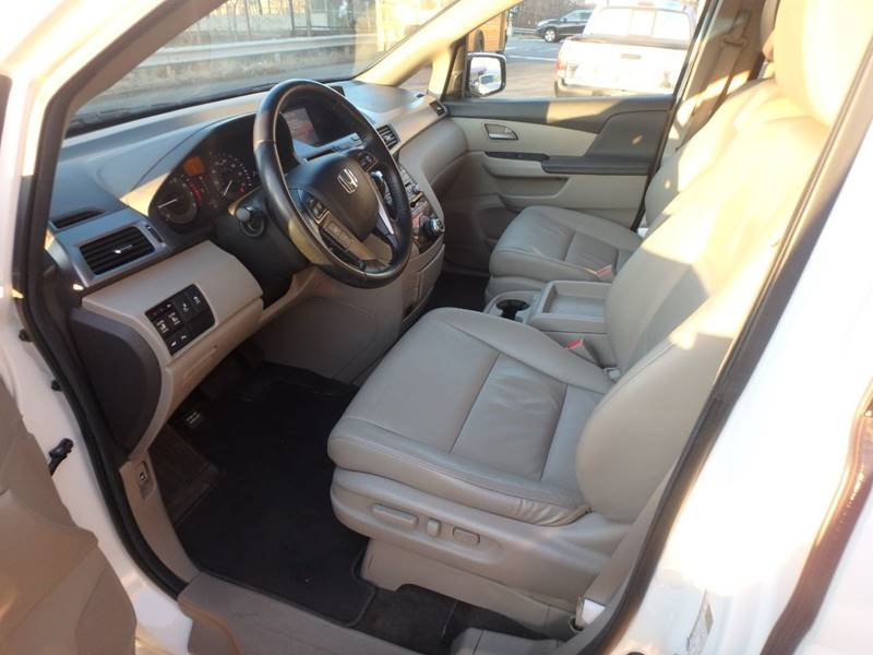 2013 Honda Odyssey Touring Elite 4dr Mini-Van In Bronx NY ...