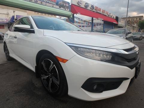 2016 Honda Civic for sale in Bronx, NY