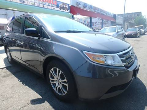 2012 Honda Odyssey for sale in Bronx, NY