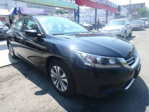 2015 Honda Accord for sale in Bronx, NY