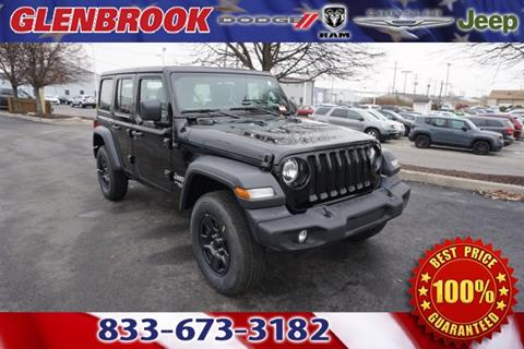 2019 Jeep Wrangler Unlimited for sale in Fort Wayne, IN