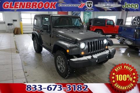 2018 Jeep Wrangler for sale in Fort Wayne, IN