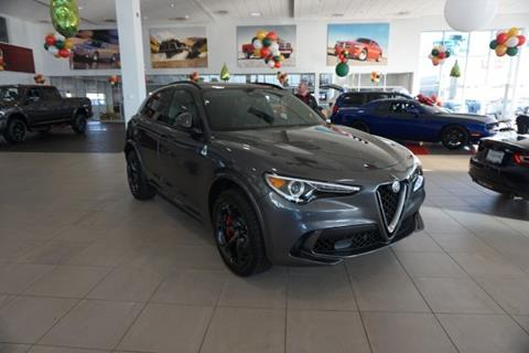 2019 Alfa Romeo Stelvio Quadrifoglio for sale in Fort Wayne, IN