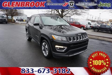 2019 Jeep Compass for sale in Fort Wayne, IN