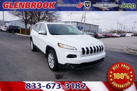 2017 Jeep Cherokee for sale in Fort Wayne, IN