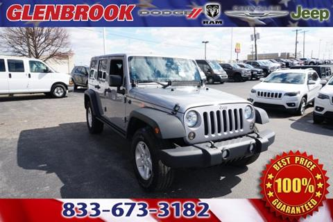 2014 Jeep Wrangler Unlimited for sale in Fort Wayne, IN
