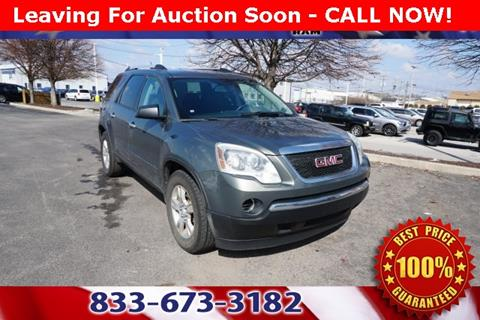 2011 GMC Acadia for sale in Fort Wayne, IN