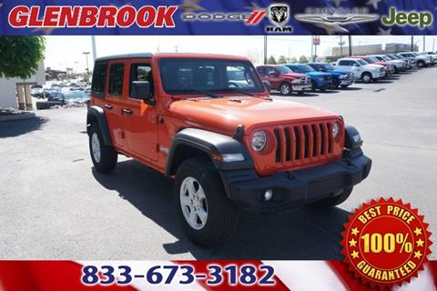 2018 Jeep Wrangler Unlimited for sale in Fort Wayne, IN