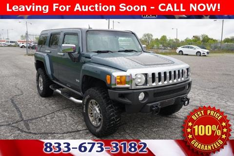 2006 HUMMER H3 for sale in Fort Wayne, IN