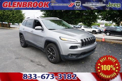 2018 Jeep Cherokee for sale in Fort Wayne, IN