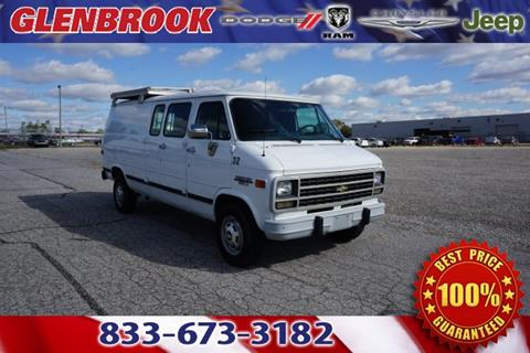 1996 Chevrolet Chevy Van Classic for sale in Fort Wayne, IN