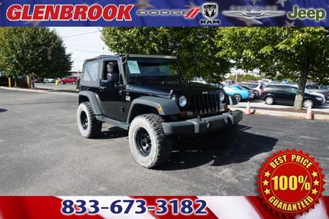 2013 Jeep Wrangler for sale in Fort Wayne, IN