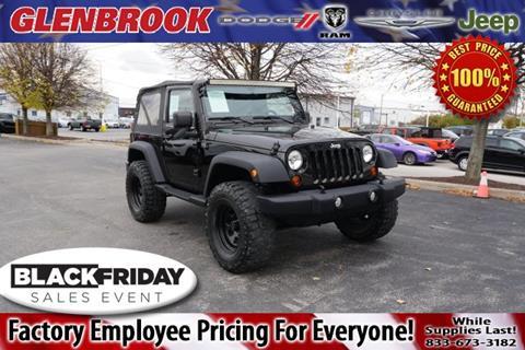 2013 Jeep Wrangler for sale in Fort Wayne, IN