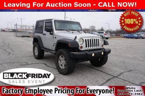 2008 Jeep Wrangler for sale in Fort Wayne, IN