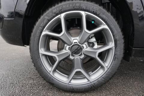 2020 FIAT 500X