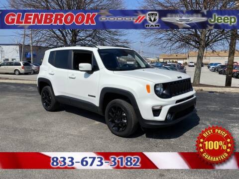 2019 Jeep Renegade Latitude for sale at Glenbrook Dodge Chrysler Jeep Ram and Fiat in Fort Wayne IN