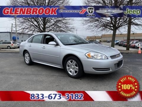 2013 Chevrolet Impala LT Fleet for sale at Glenbrook Dodge Chrysler Jeep Ram and Fiat in Fort Wayne IN