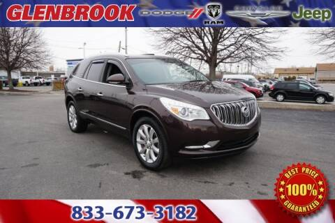 2015 Buick Enclave Premium for sale at Glenbrook Dodge Chrysler Jeep Ram and Fiat in Fort Wayne IN