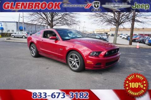 2013 Ford Mustang GT for sale at Glenbrook Dodge Chrysler Jeep Ram and Fiat in Fort Wayne IN