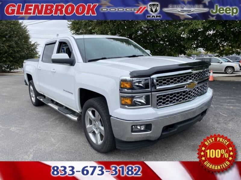 2014 Chevrolet Silverado 1500 for sale at Glenbrook Dodge Chrysler Jeep Ram and Fiat in Fort Wayne IN
