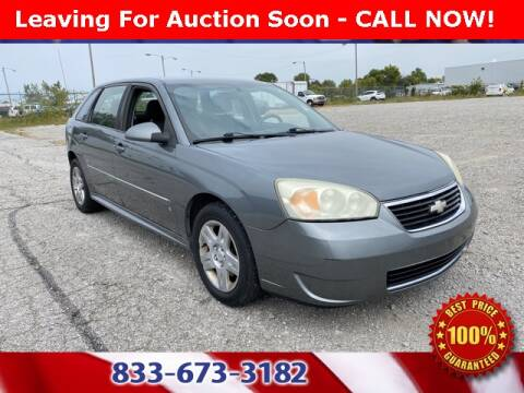 2006 Chevrolet Malibu Maxx for sale at Glenbrook Dodge Chrysler Jeep Ram and Fiat in Fort Wayne IN