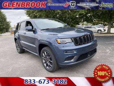 2020 Jeep Grand Cherokee for sale at Glenbrook Dodge Chrysler Jeep Ram and Fiat in Fort Wayne IN