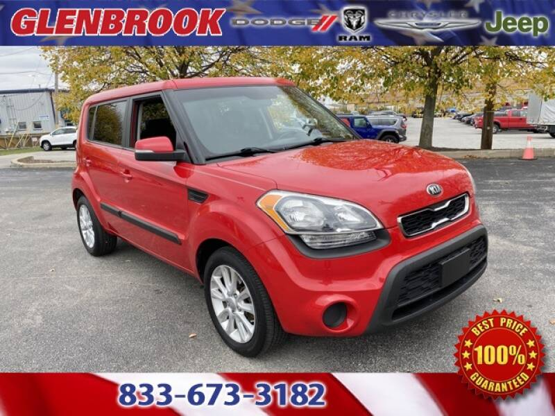 2013 Kia Soul for sale at Glenbrook Dodge Chrysler Jeep Ram and Fiat in Fort Wayne IN