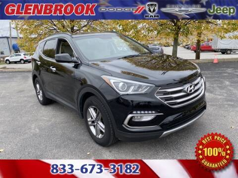 2017 Hyundai Santa Fe Sport for sale at Glenbrook Dodge Chrysler Jeep Ram and Fiat in Fort Wayne IN