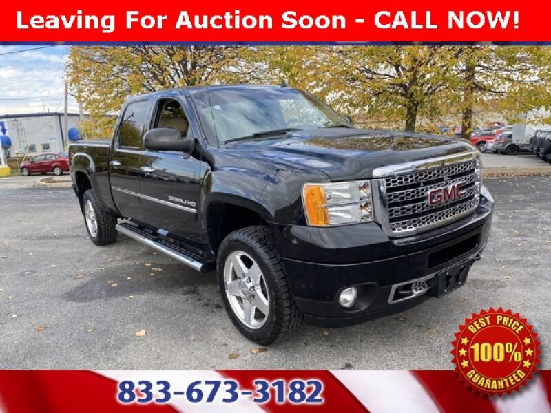 2013 GMC Sierra 2500HD for sale at Glenbrook Dodge Chrysler Jeep Ram and Fiat in Fort Wayne IN