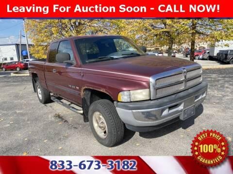 2000 Dodge Ram Pickup 1500 for sale at Glenbrook Dodge Chrysler Jeep Ram and Fiat in Fort Wayne IN