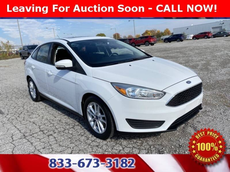 2015 Ford Focus for sale at Glenbrook Dodge Chrysler Jeep Ram and Fiat in Fort Wayne IN