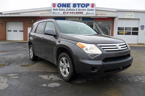 2007 Suzuki XL7 for sale at One Stop Auto Sales, Collision & Service Center in Somerset PA