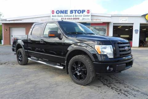 2009 Ford F-150 for sale at One Stop Auto Sales, Collision & Service Center in Somerset PA