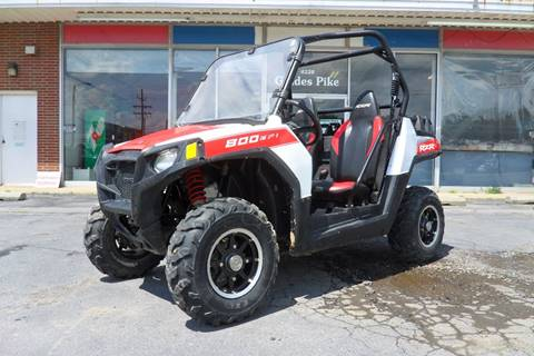 2012 Polaris Ranger RZR for sale at One Stop Auto Sales, Collision & Service Center in Somerset PA