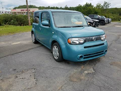 2011 Nissan cube for sale at One Stop Auto Sales, Collision & Service Center in Somerset PA