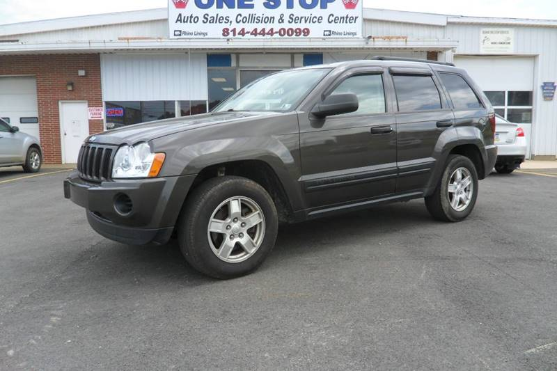2005 Jeep Grand Cherokee For Sale At One Stop Auto Sales, Collision U0026  Service Center
