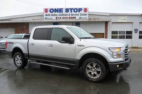 2016 Ford F-150 for sale in Somerset, PA