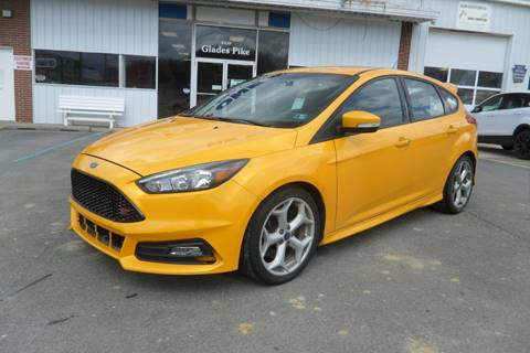 2015 Ford Focus for sale in Somerset, PA