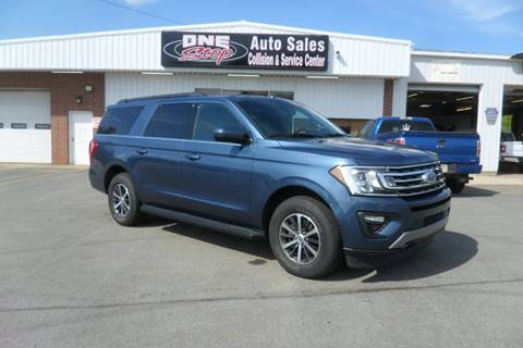 2019 Ford Expedition MAX for sale in Somerset, PA
